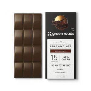 CBD chocolate bar 180mg 1