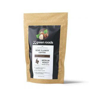 Hazelnut Hemp Flower Coffee - 2.5oz